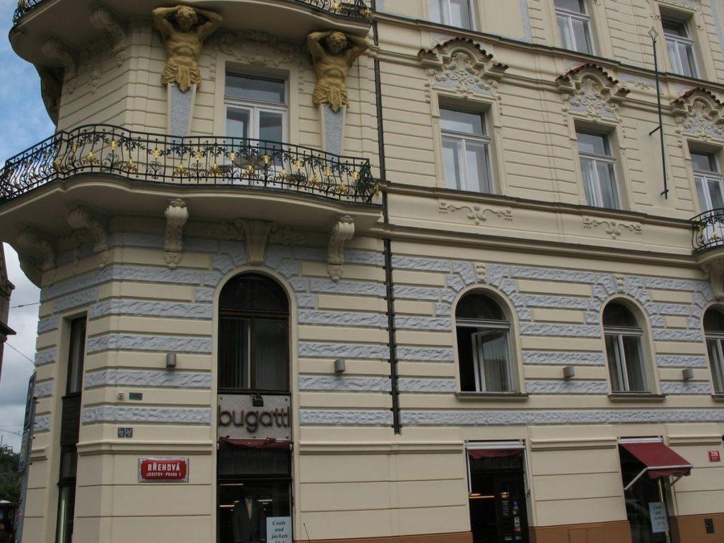 Břehová v Praze 1